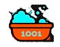 логотип 1001 Ванна реставрация ванн спб